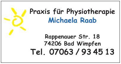 Physiotherapie Raab