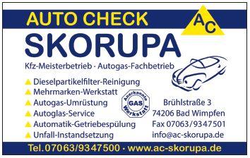 AutoCheck Skorupa
